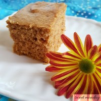 The most delicious pumpkin bars EVER!