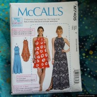 McCall's M7405 Pattern Review