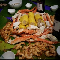 Boodle Fight Night