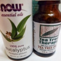 DIY Eucalyptus and Tea Tree Face Wash