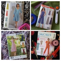 April Sewing Plans: Spring Sundresses